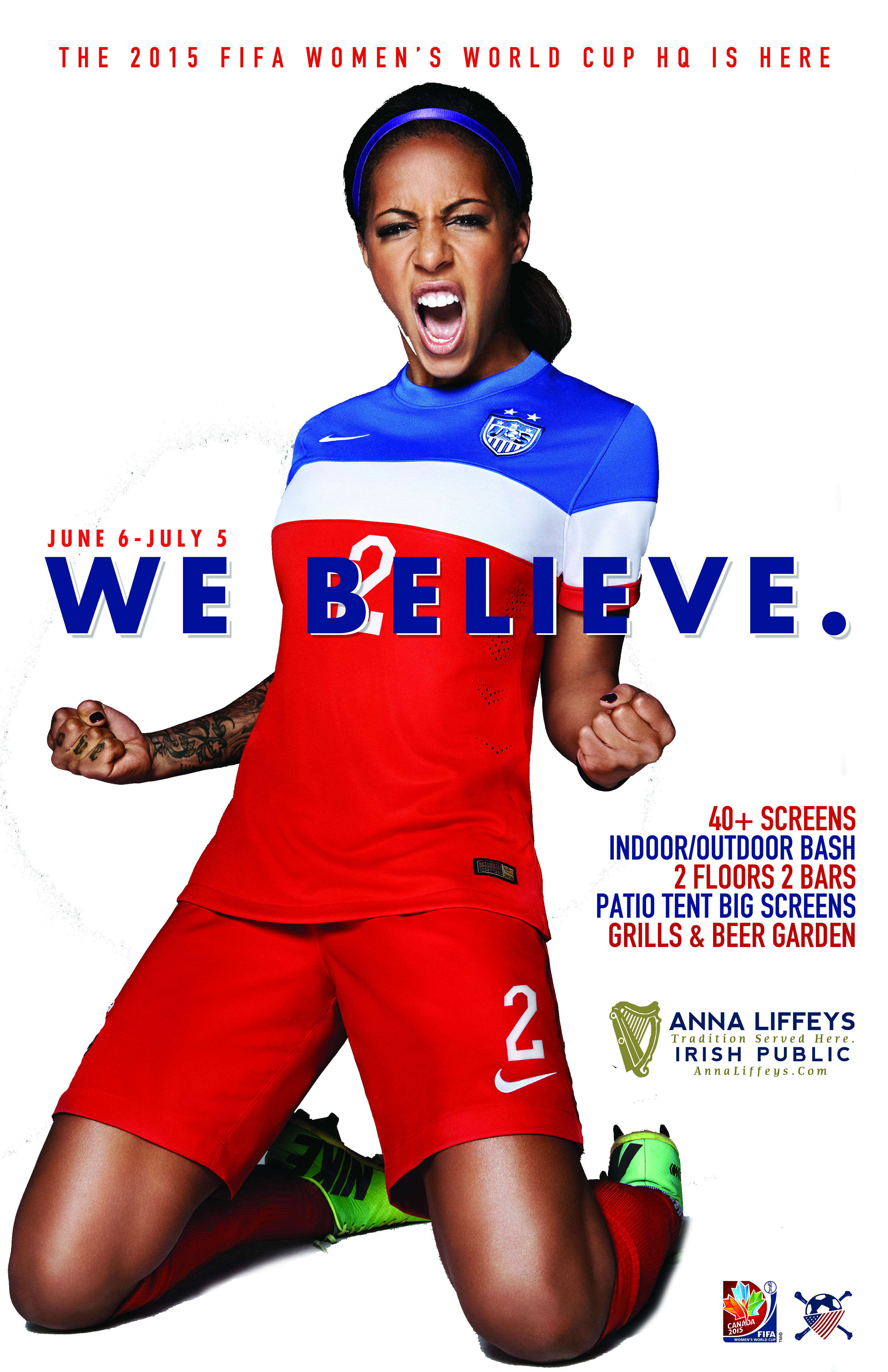 WomensWorldCup Poster